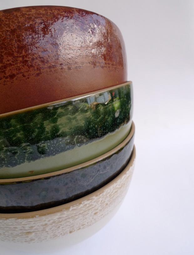 glaze experiments